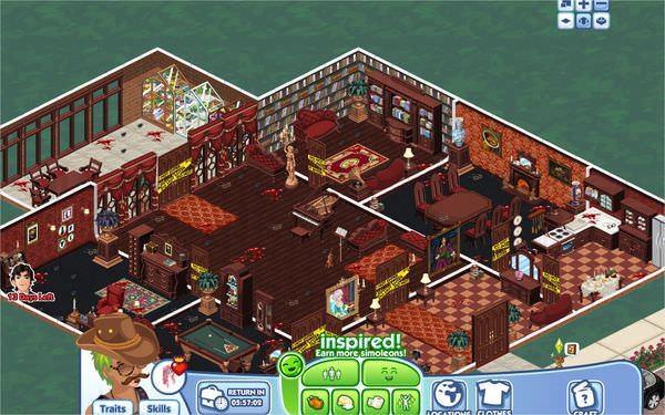 The Sims Social(模擬市民臉書版)