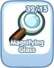 The Sims Social, Magnifying Glass