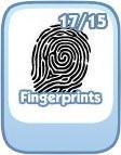 The Sims Social, Fingerprints