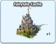 SimCity Social, Fairytale Castle