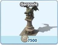 SimCity Social, Gargoyle