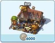 SimCity Social, Inn