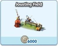 SimCity Social, Jousting Field
