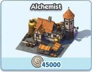 SimCity Social, Alchemist
