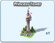 SimCity Social, Princess Tower