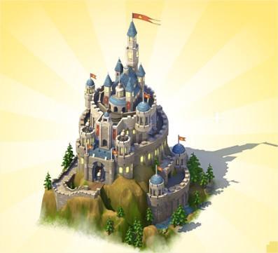 SimCity Social, Fairytale Castle(童話城堡)