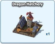 SimCity Social, Dragon Hatchery