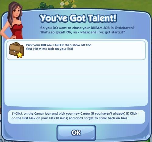 The Sims Social, You