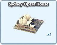 SimCity Social, Sydney Opera House