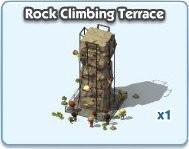 SimCity Social, Rock Climbing Terrace