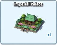 SimCity Social, Imperial Palace