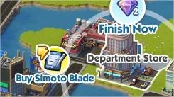 SimCity Social, Sushi to Go