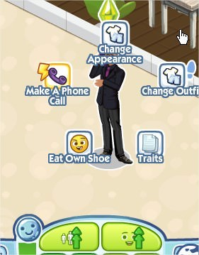 The Sims Social, Lady Blah Blah Hat
