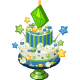 The Sims Social, Birthday Cake Deluxe