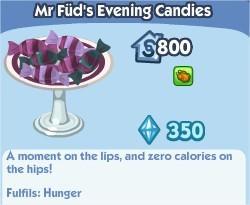 The Sims Social, Mr Füd