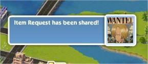 SimCity Social, 無法發佈遊戲訊息