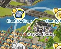 SimCity Social, Look Busy!