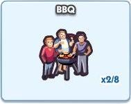 SimCity Social, BBQ
