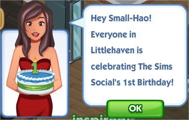 The Sims Social, 7 Day