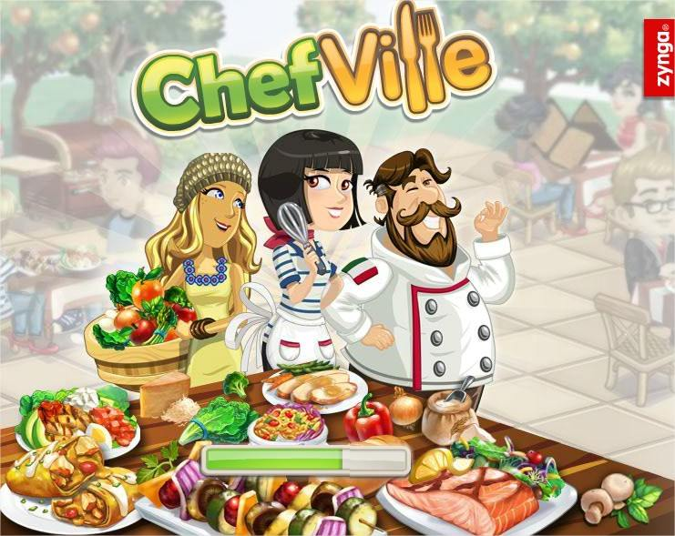 ChefVille, Facebook game