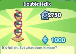 The Sims Social, Double Helix