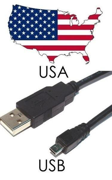 USA / USB