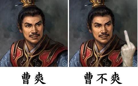 曹爽 / 曹不爽