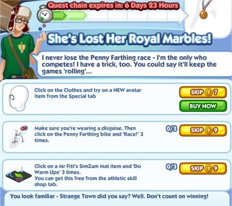 The Sims Social, She's Lost Her Royal Marbles! 2