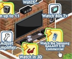 The Sims Social, Get Smart With Samsung! 1