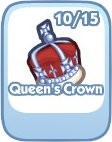 The Sims Social, Queen's Crown