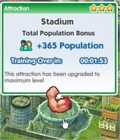 SimCity Social, upgrade 120719