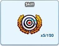 SimCity Social, Skill