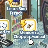 The Sims Social, Get To The Choppa! 4