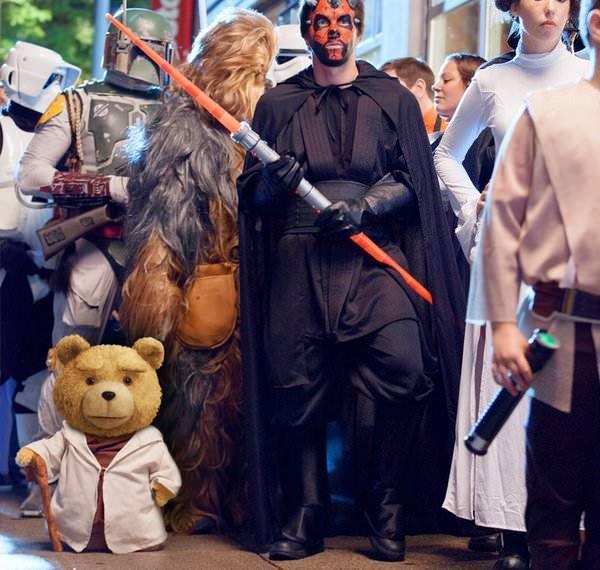 Ted Yoda