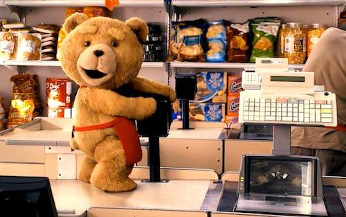 Ted, Ted