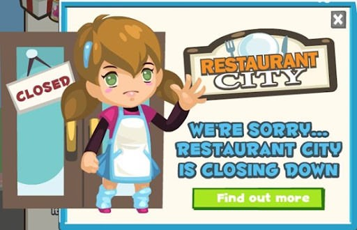 Restaurant City, Facebook