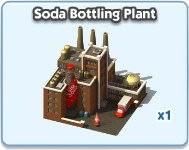 SimCity Social, Soda Bottling Plant
