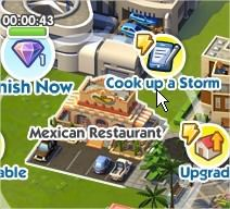 SimCity Social, Turn up the Heat