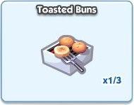 SimCity Social, Toast Buns