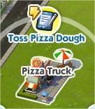 SimCity Social, Pizza Pizzazz!