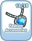 The Sims Social, Fashion Accessories