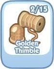 The Sims Social, Golden Thimble
