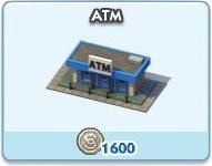 SimCity Social, ATM