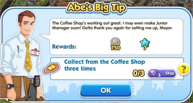 SimCity Social, Abe