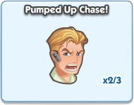 SimCity Social, Pumped Up Chase!