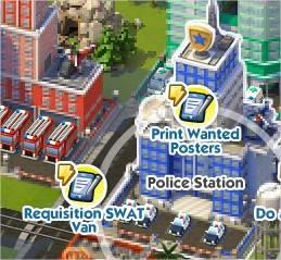 SimCity Social, Arresting publicity