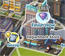 SimCity Social, Fabulous Shopping Destination