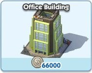 SimCity Social, Office Building