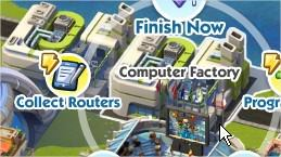 SimCity Social, A Date with Data
