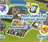 SimCity Social, Fashionable Fakes